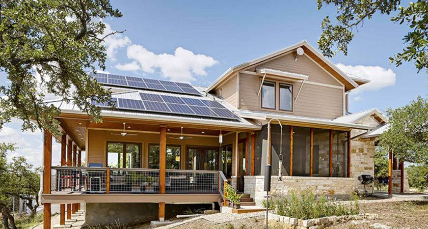 Best Energy Smart Home Year Native Built