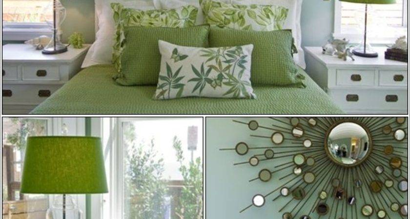 Best Green Bedroom Decor Ideas Pinterest