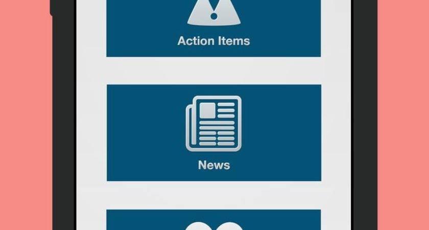 Best Mobile App Home Screens Pinterest
