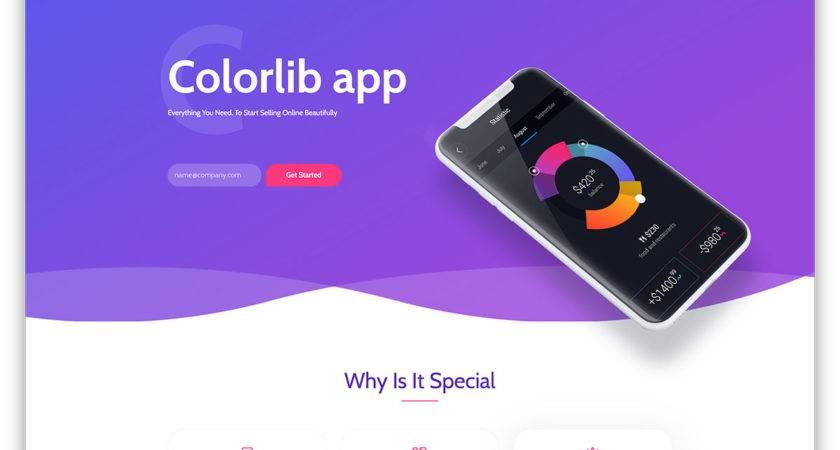 Best Mobile Friendly Website Templates Colorlib