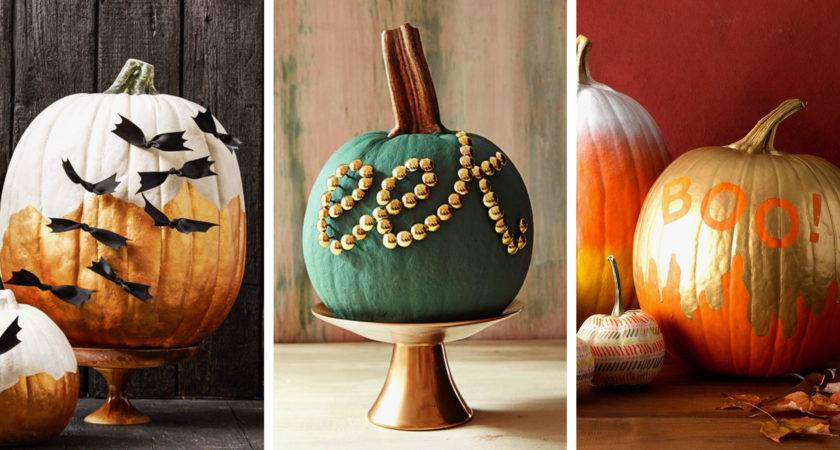 Best Pumpkin Decorating Ideas Halloween