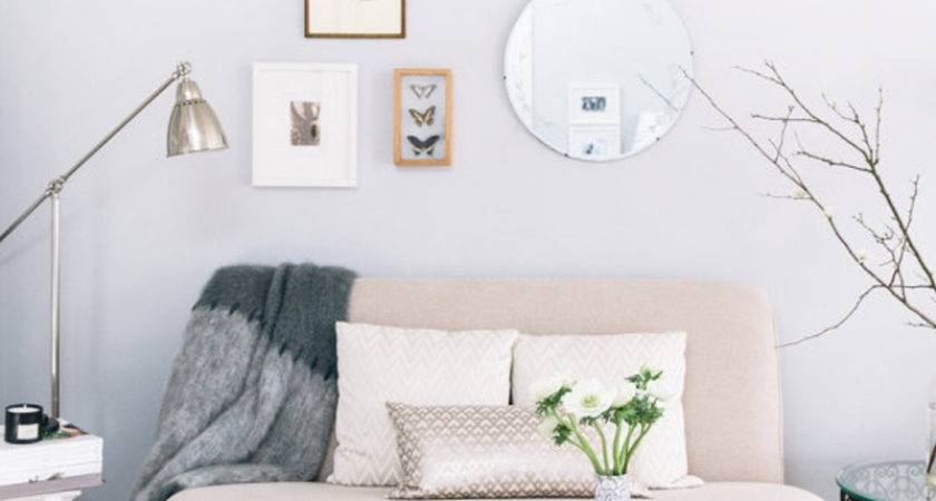 Best Sofas Small Spaces Everygirl