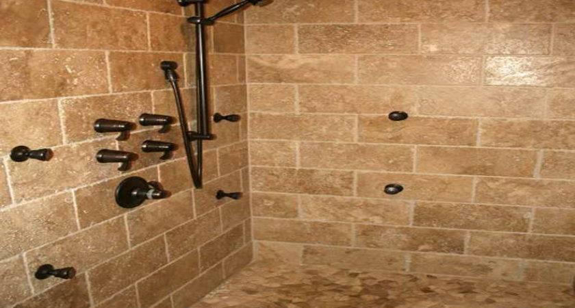 Best Tile Designs Bathrooms Black Shower Choosing