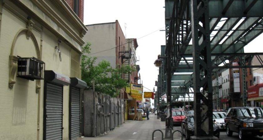Between Jefferson Street Troutman Bushwick Brooklyn