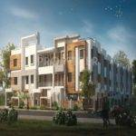 Bhk Cluster Plan Akm Rigid Developer Marvel