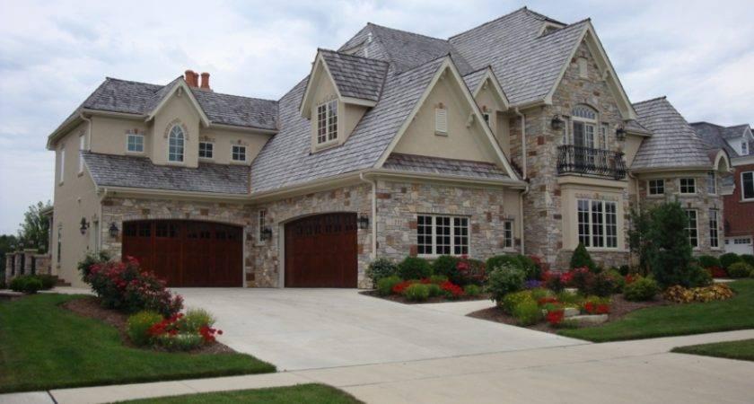 Big Beautiful Houses Pinterest