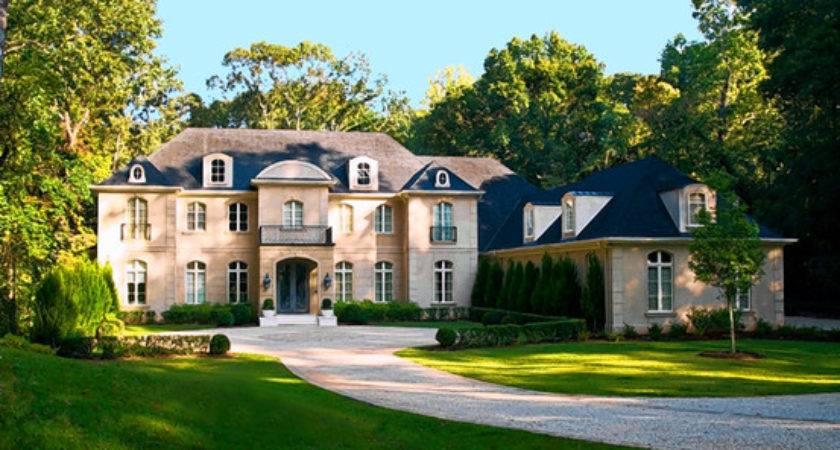 Big Houses Wsj