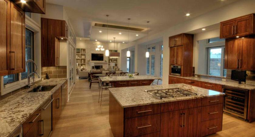 Big Kitchen Design Ideas Decoration House