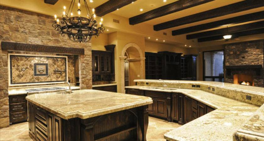 Big Kitchen Inspiration Enhancedhomes
