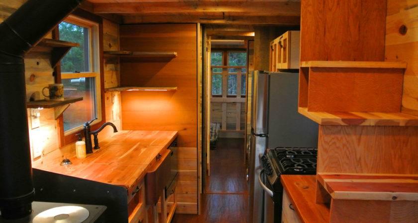 Big Tiny House Kitchen