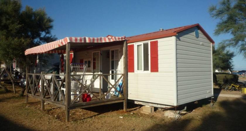 Bild Mobilheim Superior Mobile Homes Camping Kazela Medulin