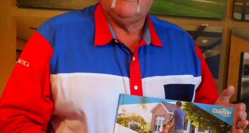 Bill Mitchell Sales Agent Clayton Homes Crossville