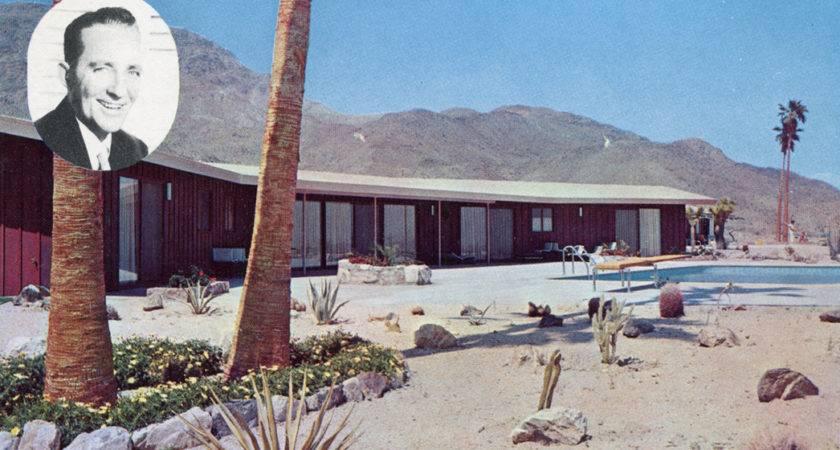 Bing Crosby Home Palm Springs Calif