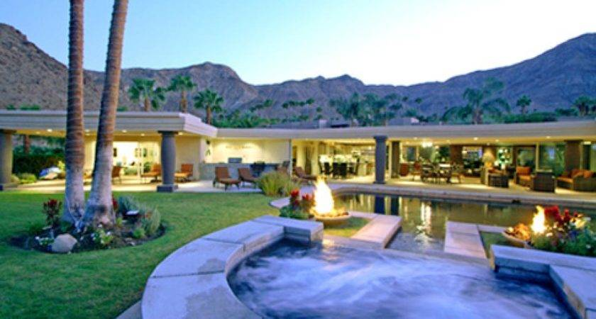 Bing Crosby Palm Springs Home Market Daily