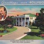 Bing Crosby Toluca Lake Home