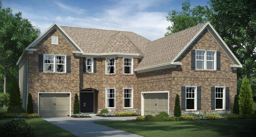 Blackstone New Home Community Cumming Atlanta Georgia