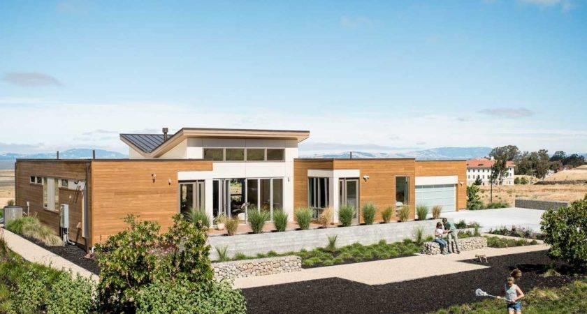 Blu Homes Modern Green Premium Prefab Modular Bay Area