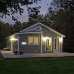 Blu Homes Prefab Home Manufacturer Comes Canada Bec Green