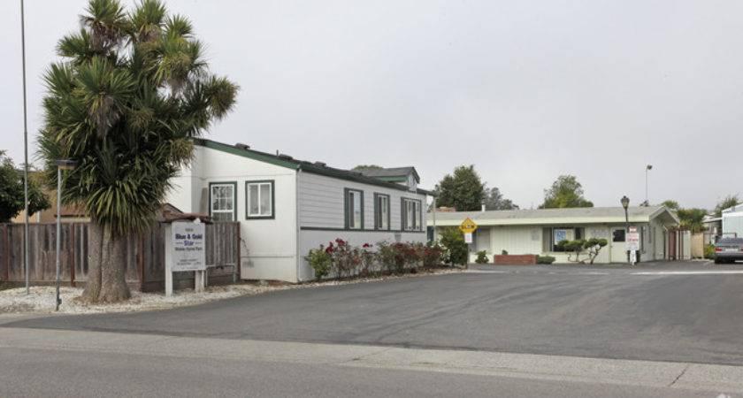 Blue Gold Star Mobile Home Park Rentals Santa Cruz