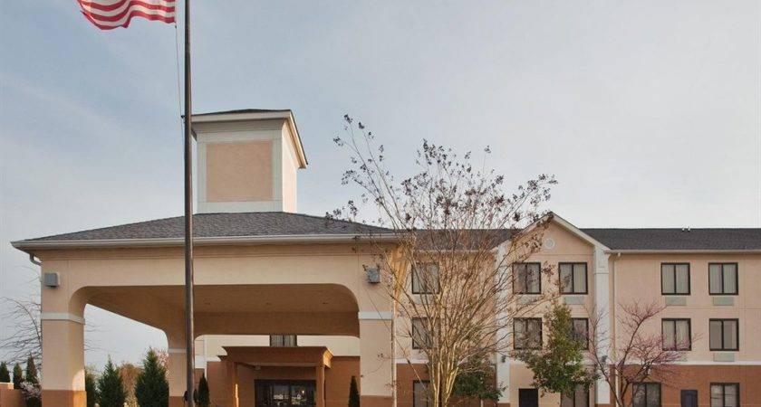 Book Holiday Inn Express Clayton Garner Hotel Deals