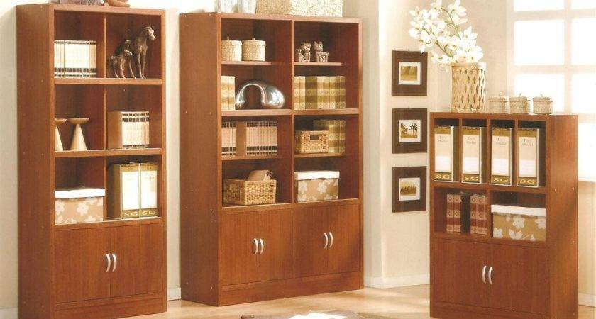 Book Shelf Furniture Home Office Bookcases