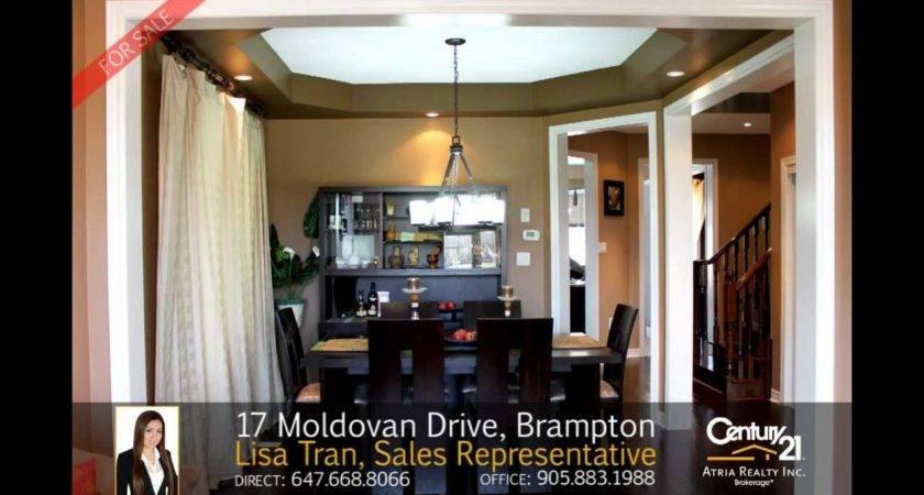Brampton Home Sale Lisa Tran Sales Representative Youtube