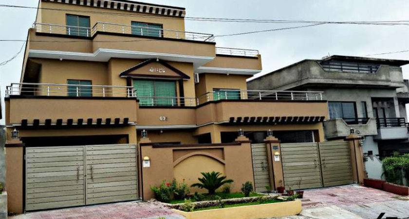 Brand New Houses Sale National Police Foundation Islamabad