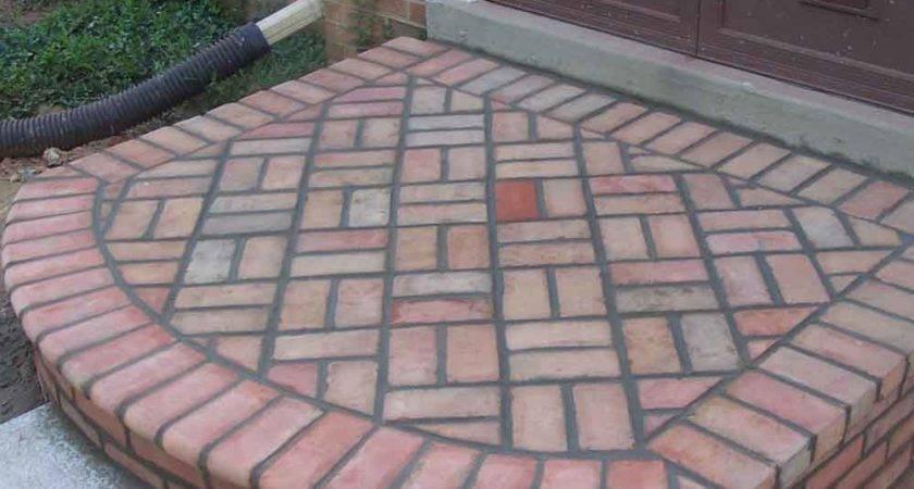 Brick Patios Maryland Montgomery County