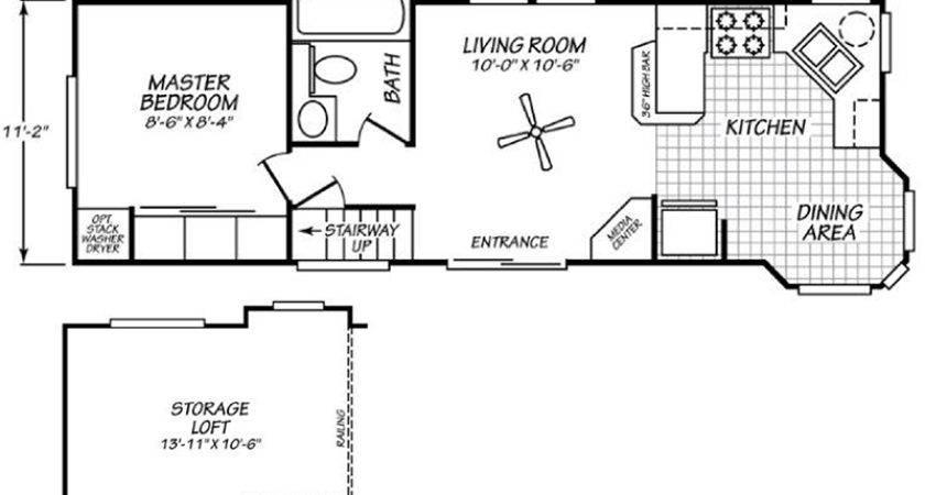 Bridgeport Floor Plan Park Model Homes Washington Oregon