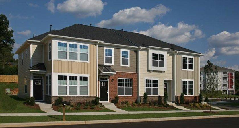 Brightwalk Freedom Series Townhomes Standard Pacific Homes