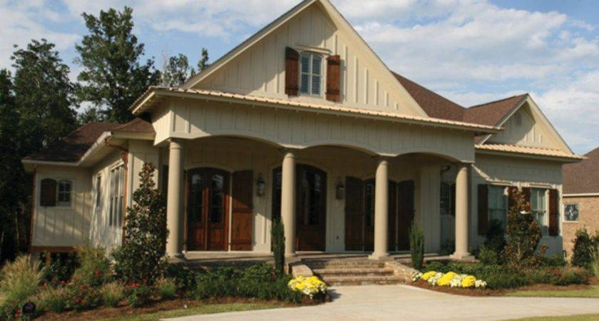 Briley Southern Craftsman Home Plan House Plans