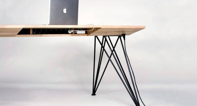 Brilliant Desk Built Power Strip