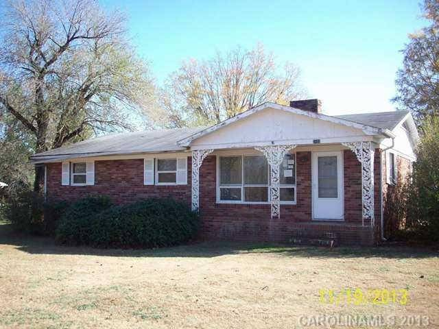 Broad Statesville Foreclosed Home