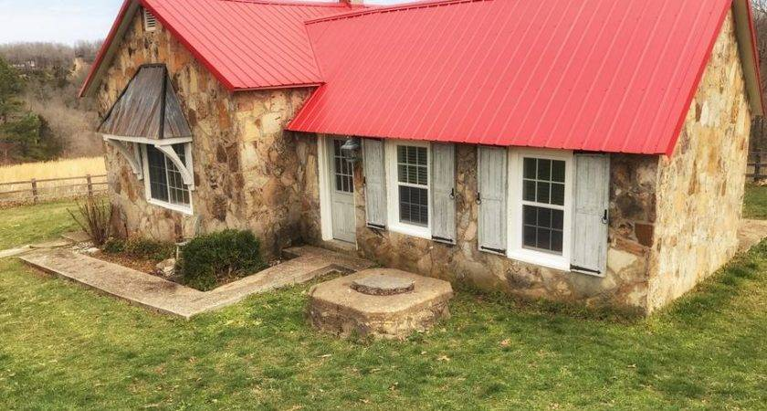 Buck Ridge Cottage Houses Rent Harrison Arkansas