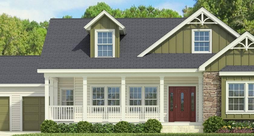 Buckeye Cape Cod Style Modular Home Has Modern Features