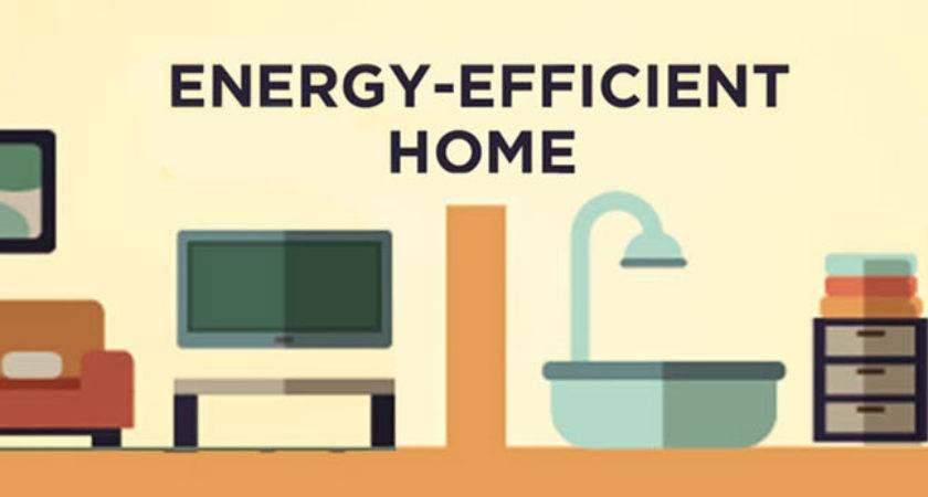Build Energy Efficient Home Infographic