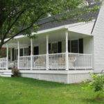 Build Front Porch Mobile Home Design Ideas