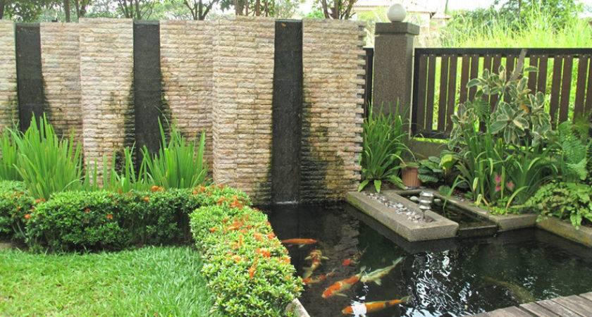 Build Outdoor Garden Water Fountain Your Home