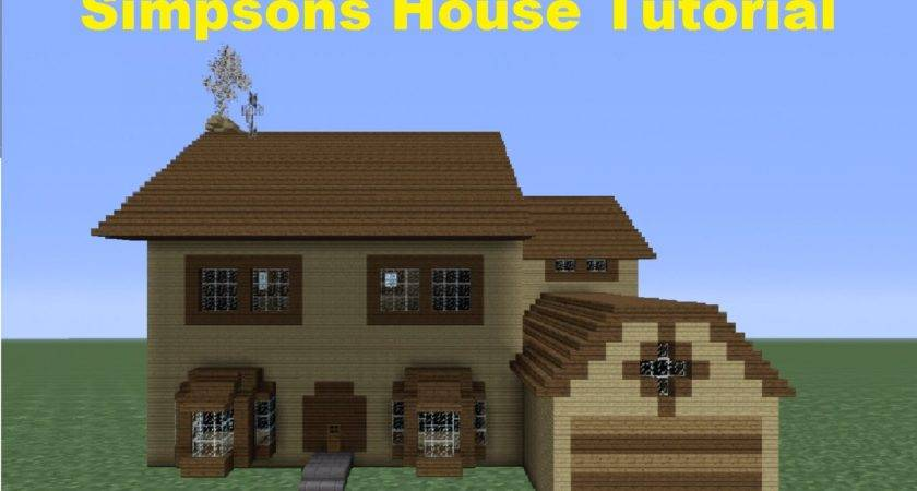 Build Simpsons House Number Youtube