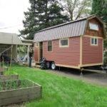 Build Tiny House Wheels Trailer Small