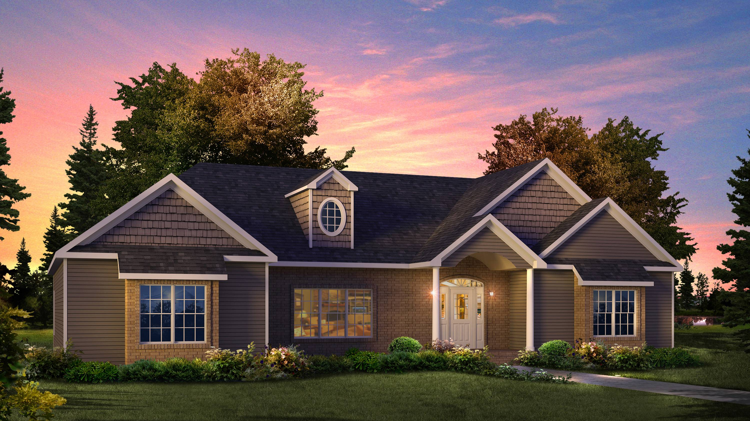 Builder Plans Log Double New Modular Homes Top Home Triple Wide