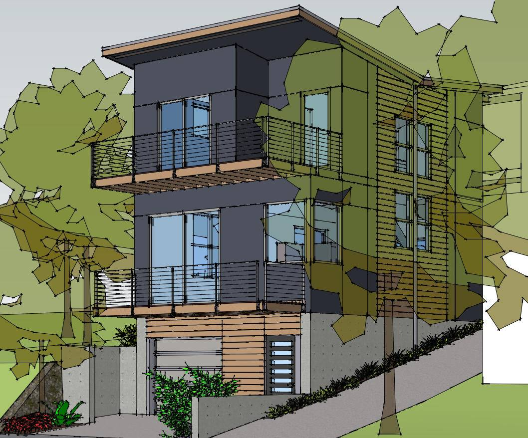 Builder Pre Sale Leed Platinum Prefab Home Building Seattle Green