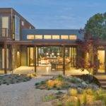 Building Michelle Kaufmann Home Marin County