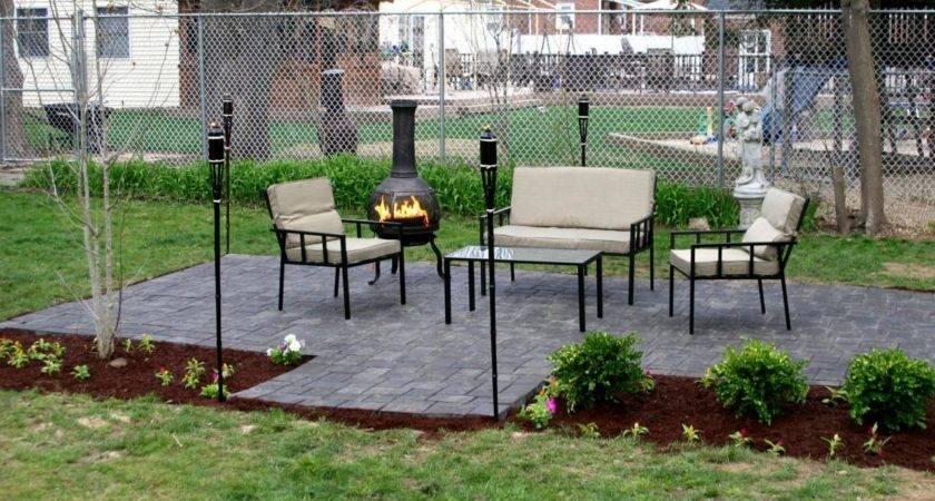 Building Patio Pavers Outdoor Spaces Ideas