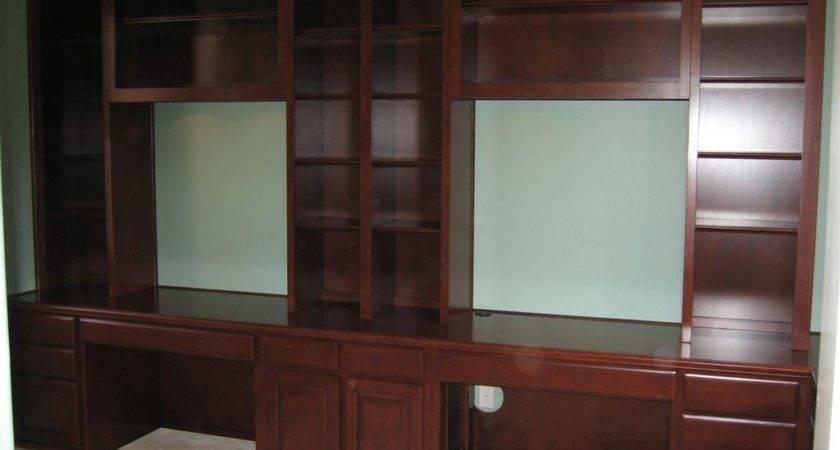 Built Home Office Furniture Desks