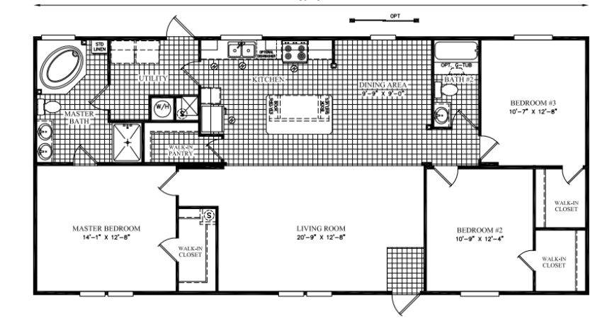 Built Scotbilt Homes Oasis Augusta