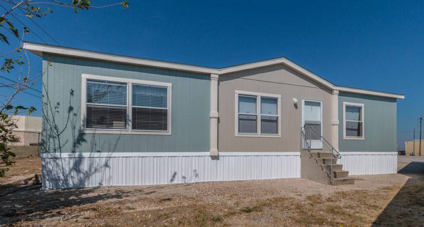 Bungalow Double Wide Manufactured Home Abilene Texas