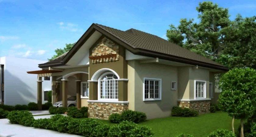 Bungalow Modern House Plans Prices Plan