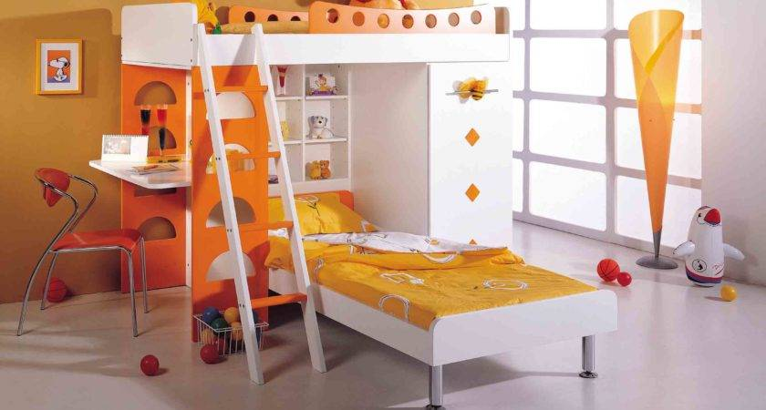 Bunk Bed Modern Decozt Interior Furnishing Design Kids