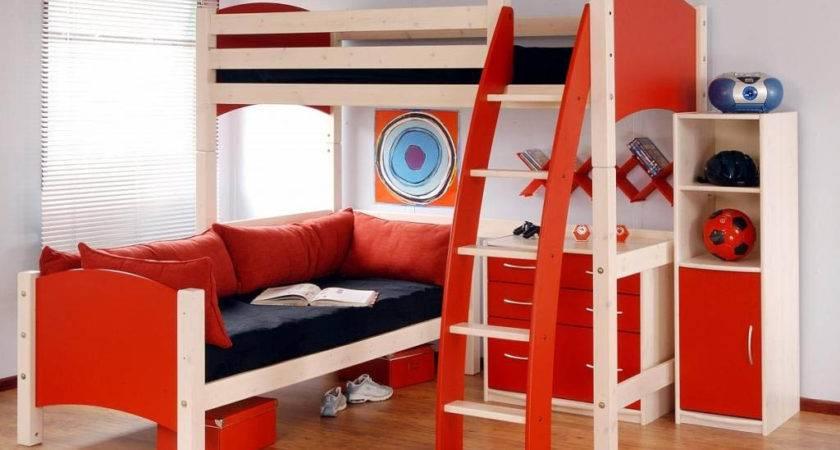 Bunk Bed Plans Kids Diy Blueprints